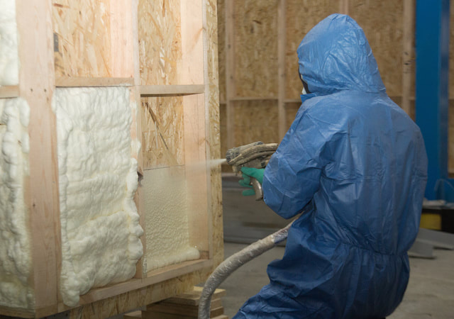 Commercial Spray Foam Insulation Appleton WI