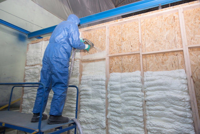 Commercial Spray Foam Insulation Wisconsin