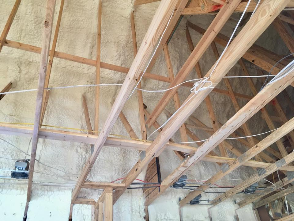 Spray Foam Insulation Oshkosh WI | Residential, Commercial