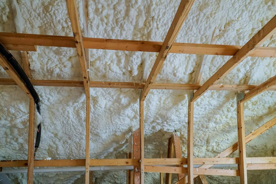 Crawl Space Spray Foam Insulation Kenosha WI