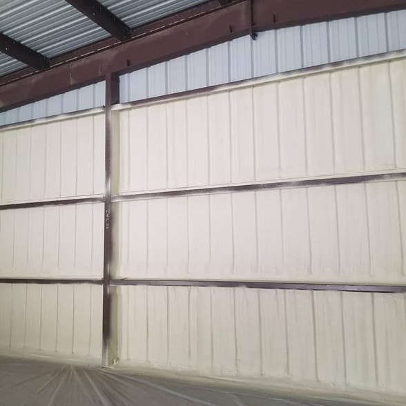 Commercial Building Spray Foam Insulation Kenosha WI