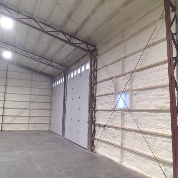Commercial Space Spray Foam Insulation Kenosha WI