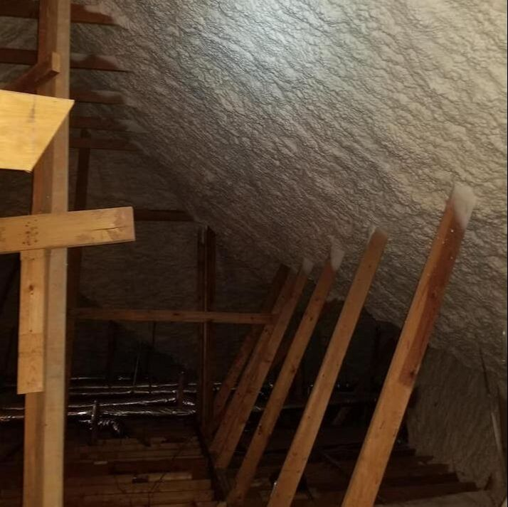 Crawl Space Spray Foam Insulation Eau Claire, WI