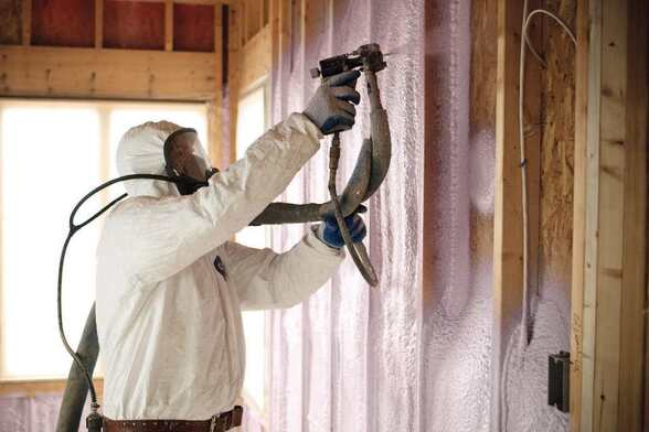 Insulation Installer Spray Foam Insulation Kenosha WI