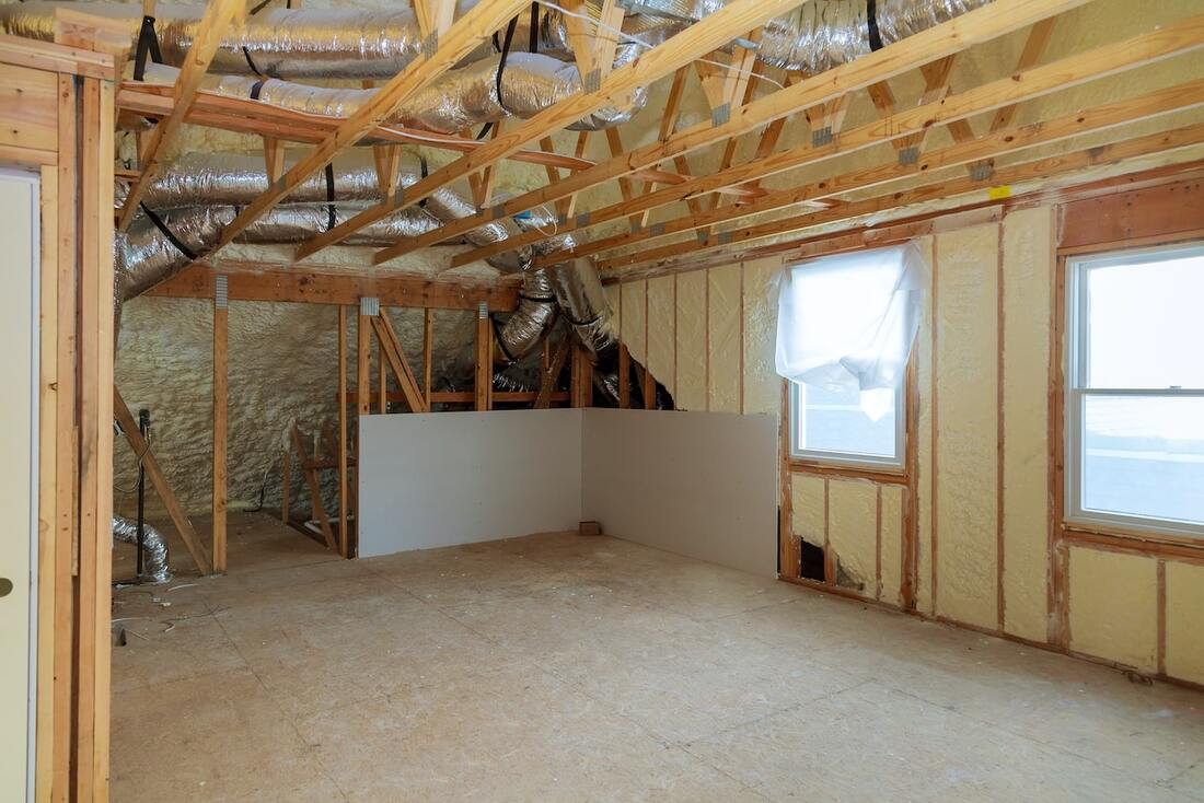 Install Spray Foam Insulation Eau Claire, WI