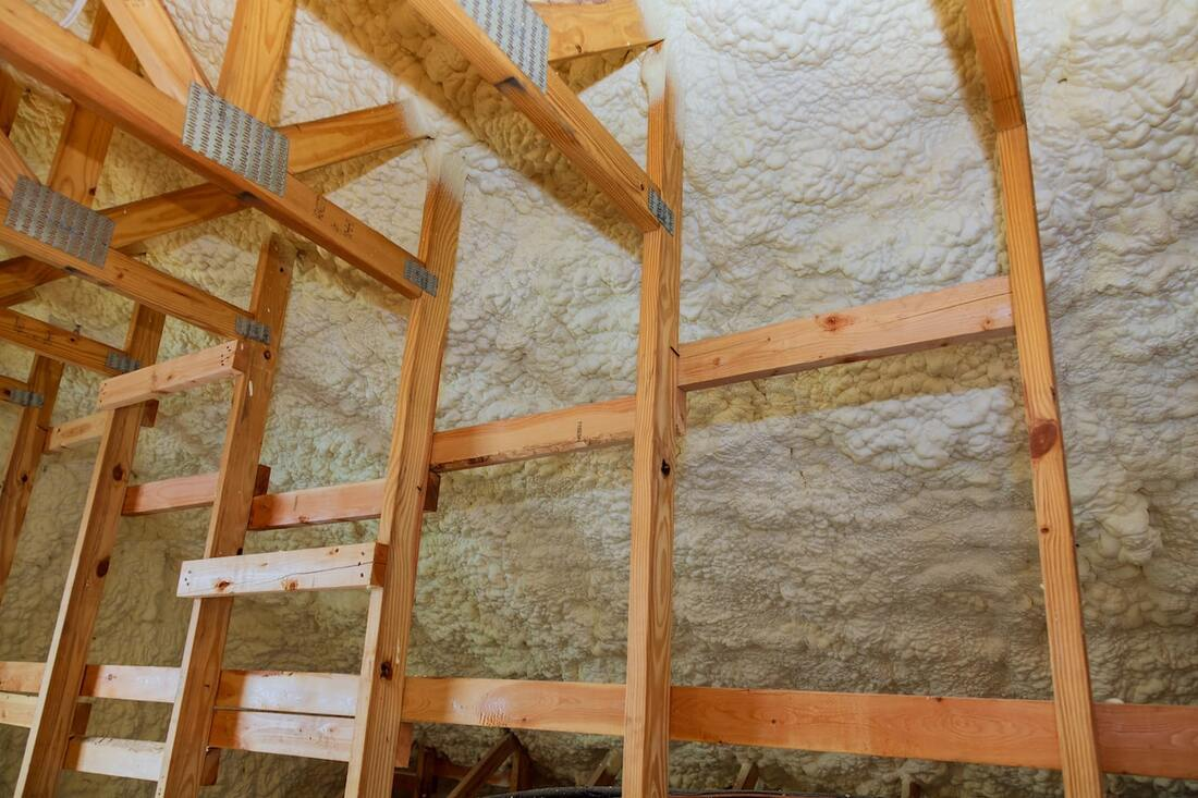 Insulation Installation Spray Foam Insulation Kenosha WI