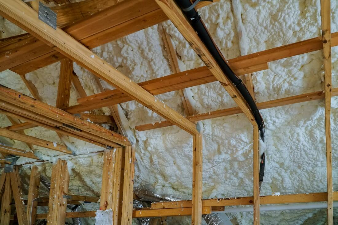 New Construction Spray Foam Insulation Kenosha WI