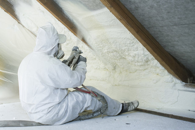 Open Cell Spray Foam Insulation Wisconsin
