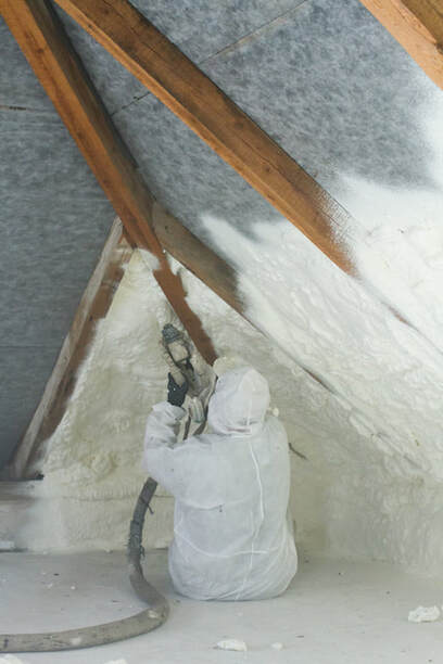 Spray Foam Insulation Contractors Green Bay, Wisconsin