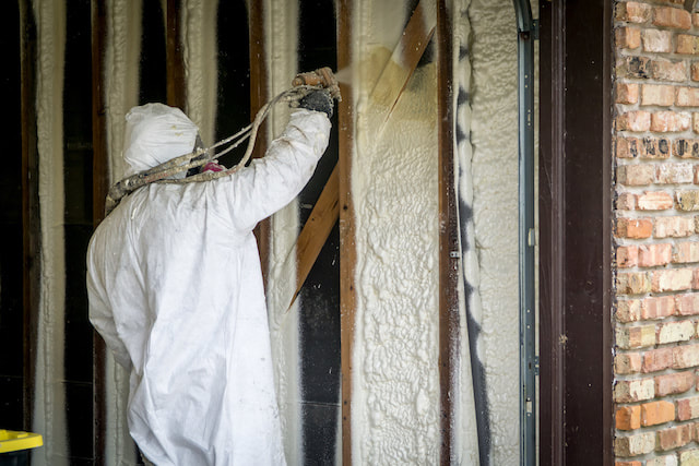 Residential Spray Foam Insulation Green Bay Wisconsin