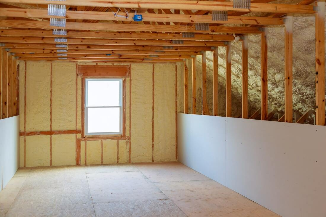Residential Spray Foam Insulation Kenosha WI