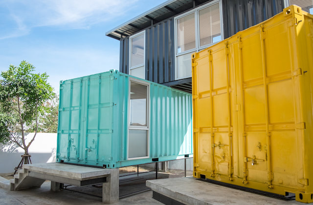 Shipping Container Insulation Wisconsin