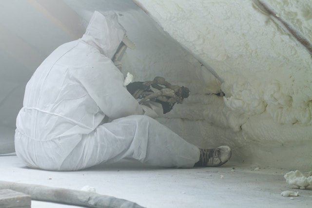 Spray Foam Insulation Contractor Wisconsin