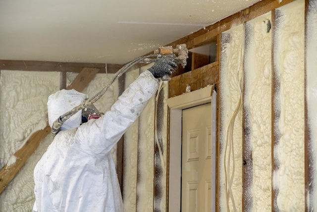 Spray Foam Insulation Installation Green Bay Wisconsin