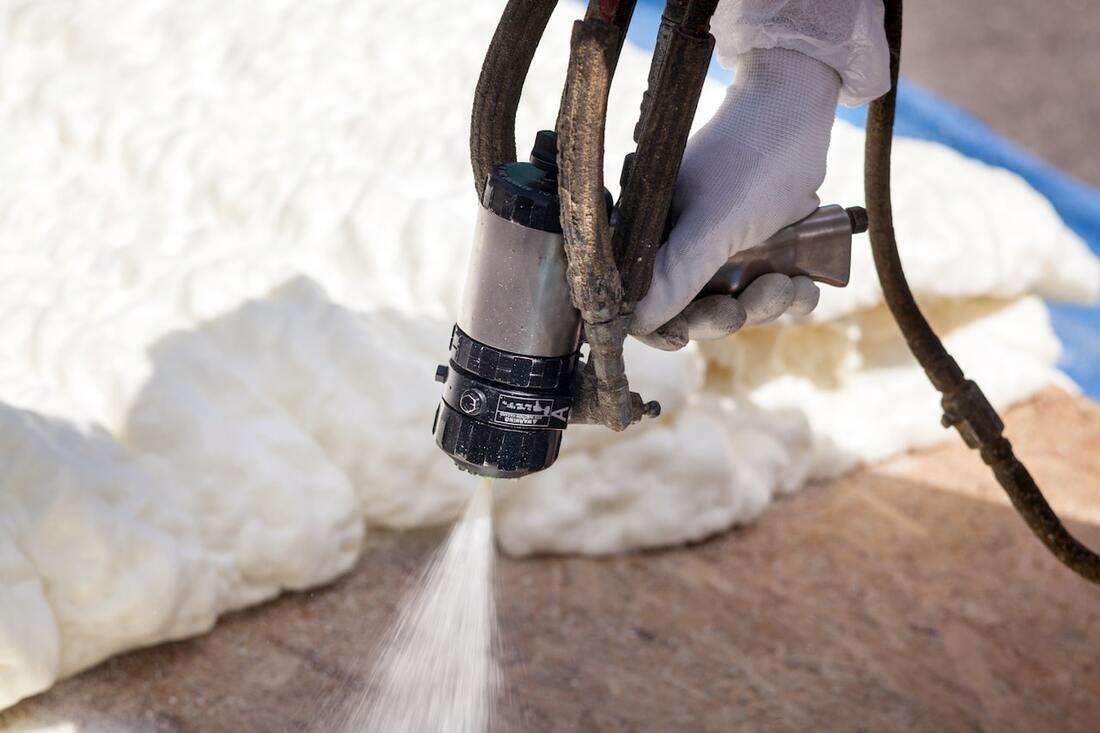 Spray Foam Insulation Kenosha WI