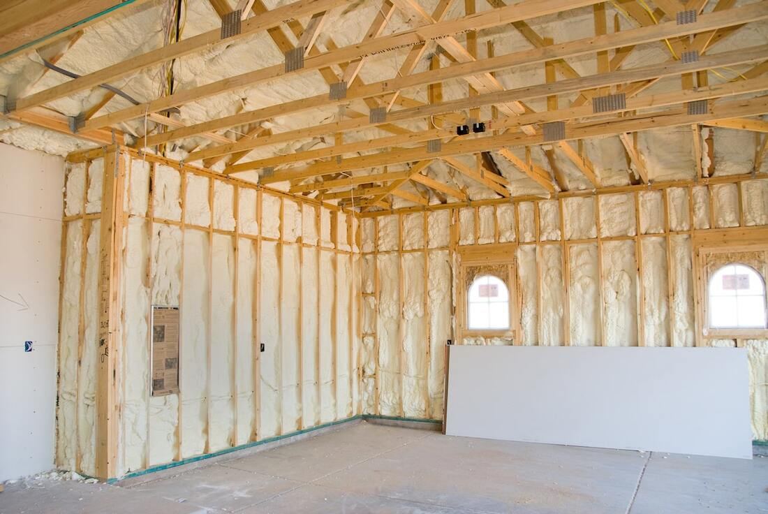 Wall Spray Foam Insulation Eau Claire, WI